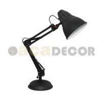 Настолна лампа ACA LIGHTING 2429MBK UFFICIO