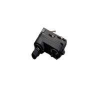 ACA LIGHTING 4WADB ADAPTOR BLACK