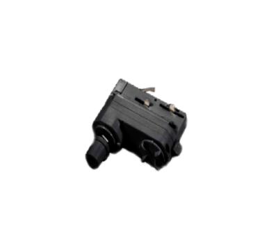 Адаптор за трифазна шина ACA LIGHTING 4WADB ADAPTOR BLACK