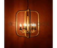 ACA LIGHTING 563608PRT VINTAGE