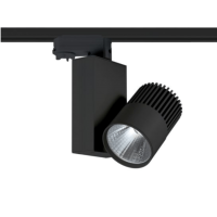 LED прожектор за трифазна шина ACA LIGHTING BIENAL1530B4 BLACK