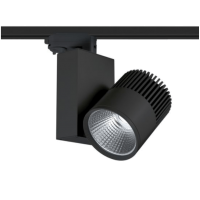 LED прожектор за трифазна шина ACA LIGHTING BIENAL3030B4 BLACK