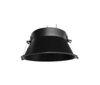 ACA LIGHTING GL111B AR111 BLACK