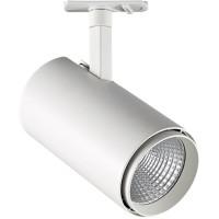LED прожектор за монофазна шина ACA LIGHTING IDA3030W2 WHITE 1-PHASE