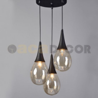 ACA LIGHTING OD53423RBK