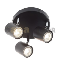 ACA LIGHTING SUH1893PB