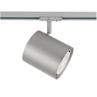 Прожектор за монофазна шина ACA LIGHTING TS68AR3CG GREY