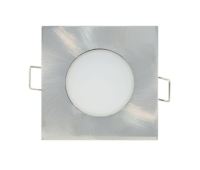 ACA LIGHTING VERA560SNM 6000K SATIN NICKEL IP65