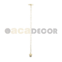ACA LIGHTING 2600CM PENDANT