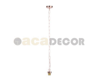 ACA LIGHTING 2600CP PENDANT