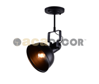 ACA LIGHTING EG167071CB VINTAGE