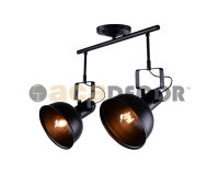ACA LIGHTING EG167072CB VINTAGE