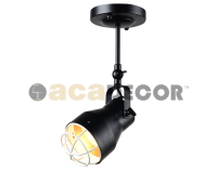 ACA LIGHTING EG169901CB VINTAGE