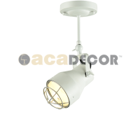 ACA LIGHTING EG169901CW VINTAGE