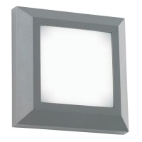 ACA LIGHTING SLIM51GREY