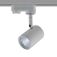 ACA LIGHTING ZUNO740G4 GREY THREE PHASE