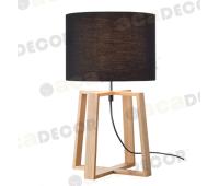 Настолна лампа ACA LIGHTING GN10451TWB MONTANA