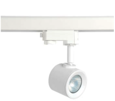 ACA LIGHTING F8GU104KW Small White PARSCO