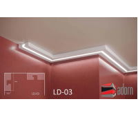 ADORN PROFILE FOR LED LD-03