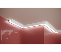 ADORN PROFILE FOR LED LD-01.2 TOP