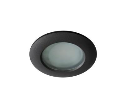 Луна за вграждане за баня AZZARDO AZ0809 GM2104 BK EMILIO
