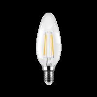 LED крушка BRAYTRON BA36-00410 FILAMENT C35 E14 4W CANDLE