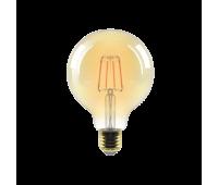 LED крушка BRAYTRON BB48-00620 FILAMENT G125 E27 6W