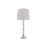 Настолна лампа COSMO LIGHT T01295WH CHARLOTTE