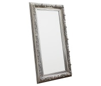 Gallery Direct 5055299400005 Antwerp Leaner Silver Mirror