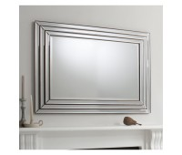 Gallery Direct 5055299400463 Chambery Mirror Bronze