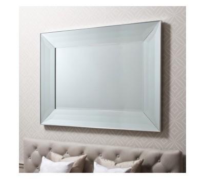 Огледало Gallery Direct 5055299400494 Ferrara Mirror Silver