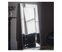Gallery Direct 5055299400500 Ferrara Leaner Mirror Silver