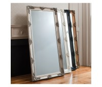 Gallery Direct 5055299403204 Abbey Leaner Mirror Silver