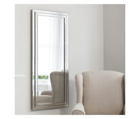 Gallery Direct 5055299408391 Chambery Leaner Mirror Pewter