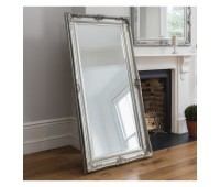 Gallery Direct 5055299422434 Harrow Leaner Mirror Silver