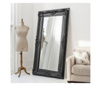 Gallery Direct 5055299423271 Valois Mirror Black