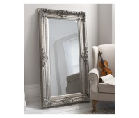 Gallery Direct 5055299423288 Valois Mirror Silver