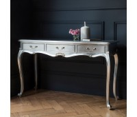 Gallery Direct 5055999224048 Chic Dressing Table Silver