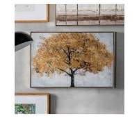 Gallery Direct 5055999228770 Midas Tree Framed Art