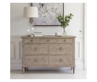 Комод Gallery Direct 5055999237581 Mustique 7 Drawer Chest