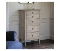 Комод Gallery Direct 5055999237642 Mustique 5 Drawer Lingerie Chest