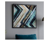 Gallery Direct 5055999238397 Arcadia Abstract Framed Art
