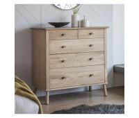 Комод Gallery Direct 5055999238724 Wycombe 5 Drawer Chest