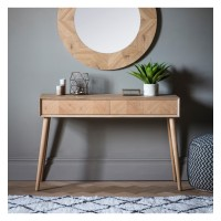 Помощна маса Gallery Direct 5055999243032 Milano 2 Drawer Console Table