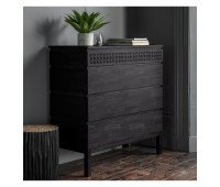 Комод Gallery Direct 5055999243773 Boho Boutique 4 Drawer Chest