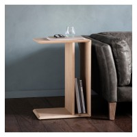 Помощна маса Gallery Direct 5055999252096 Milano Supper Table