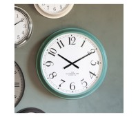 Gallery Direct 5055999252881 Orville Clock Wasabi