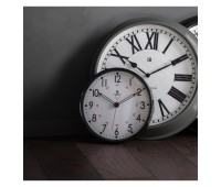 Gallery Direct 5055999252898 Yale Clock Black