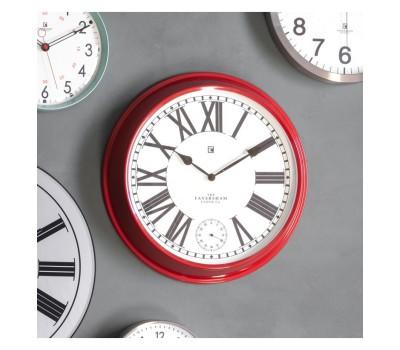 Часовник Gallery Direct 5055999253222 Concord Clock Red