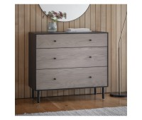 Комод Gallery Direct 5056315930827 Carbury 3 Drawer Chest